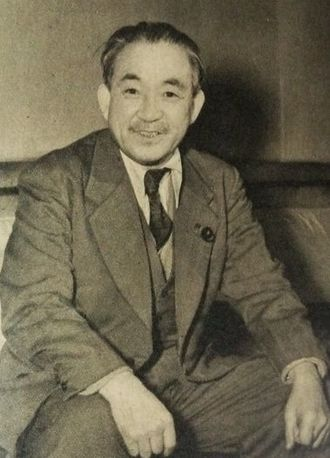 Leader of the Opposition (Japan) - Image: Suzuki Mosaburo