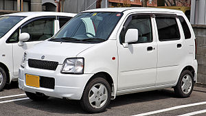 Suzuki Wagon R - Second generation Wagon R