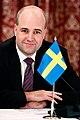 Sveriges statsminister Fredrik Reinfeldt under Nordiska Radets session i Oslo. 2007-10-29. Foto- Magnus Froderberg-norden.org (2).jpg