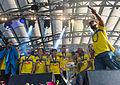 Sweden national under-21 football team celebrates in Kungsträdgården 2015-22.jpg