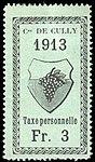 Switzerland Cully 1913 revenue 3Fr - 15.jpg