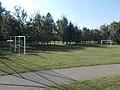 Szent László park, füves futballpálya, 2018 Dombóvár.jpg