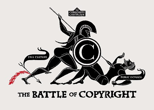 THE BATTLE OF COPYRIGHT