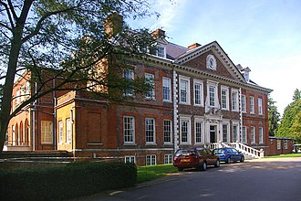 Tadworth - Tadworth Court Home to the Children's Trust