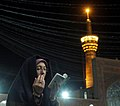 Tahvil-e Saal of Nowruz 2018 (1397 SH) in Imam Reza shrine, Mashhad (13970101000008636571890101445939 52736).jpg