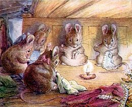 Tailor of gloucester mice