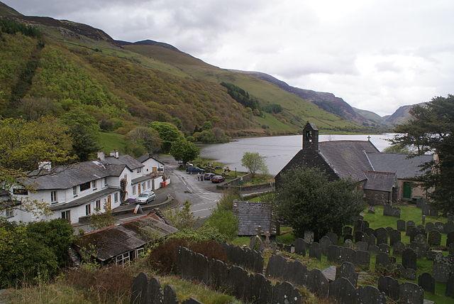 Tal-y-llyn, Gwynedd
