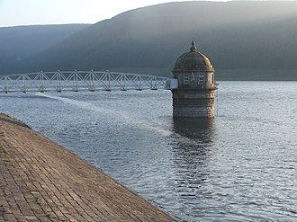 Talla Reservoir - Image: Talla Reservoir