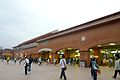Tamsui Station outside - March 15 2010.jpg