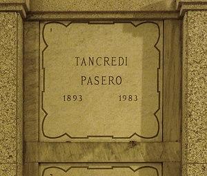 Pasero, Tancredi (1893-1983)