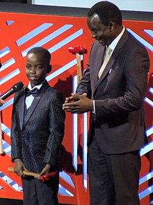 """Tanitoluwa """"Tani"""" Adewumi megkapta a Tribeca Disruptive Innovation díjat.jpg"""