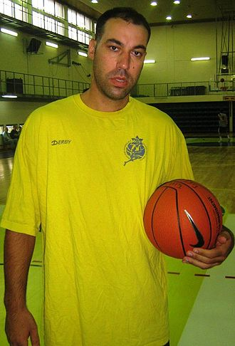 Israeli Basketball Premier League Finals MVP - Meir Tapiro was the Israeli Premier League Finals MVP in 2012.