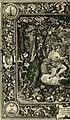 Tapisseries du roy, ou sont representez les quatre elemens et les quatre saisons - avec les devises qvi les accompagnent and leur explication - Königliche französische Tapezereyen, oder überauss (14559615127).jpg