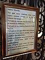 Tarascon Prière à Sainte Marthe pour le pèlerin.jpg