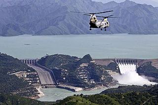 Tarbela Dam Dam in Swabi, Khyber Pakhtunkhwa, Pakistan