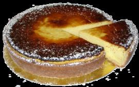 Recette Cheese Cake Zebre