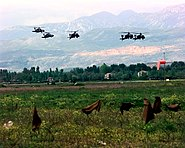 AlbanienAH-64KosovoKrieg