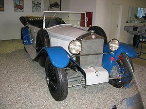 Tatra 17 - Image: Tatra 17