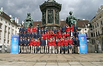 Austria at the 2012 Summer Olympics - Austrian athletes for the 2012 Summer Olympics