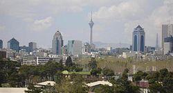 Tehran skyline may 2007.jpg