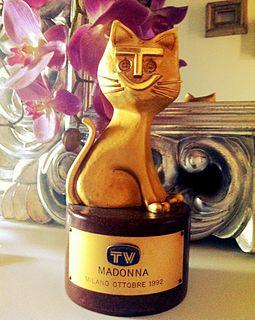 Telegatto Italian television award