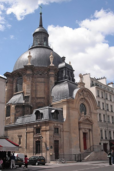 Fichier:Temple Sainte-Marie rue Saint-Antoine 4.jpg