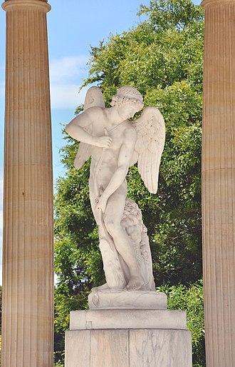 Louis-Philippe Mouchy - Image: Temple de l'Amour Statue