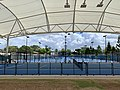 Tennis courts at Queensland Tennis Centre.jpg