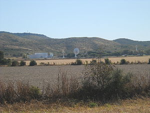 Comisión Nacional de Actividades Espaciales - Teofilo Tabanera Space Center (CETT)