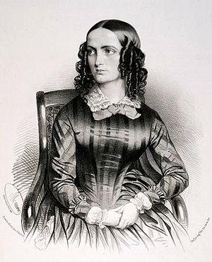 Teresa Brambilla - Teresa Brambilla circa 1845