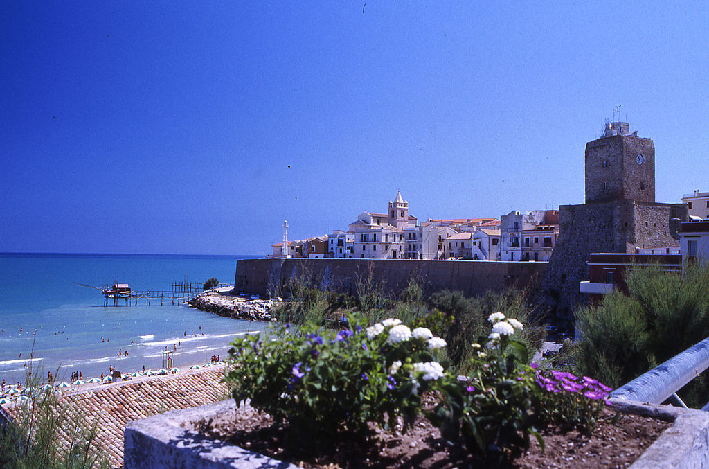 Termoli (Di Antonio Raspa - Opera propria, CC BY-SA 3.0, https://commons.wikimedia.org/w/index.php?curid=1493734)