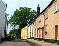 Terraced cottages - West End Road - geograph.org.uk - 1888330.jpg