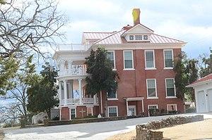 Terry House (Poteau, Oklahoma) - Image: Terry House