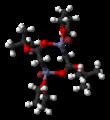 Tert-butyl-bromozincacetate-from-xtal-3D-balls-B.png