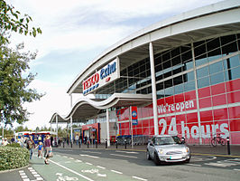 Vestiging Tesco in Kingston Park