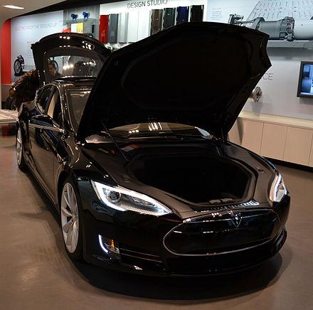 Обзор электромобиля Tesla Model S или новая эра в ...