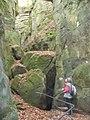 Teufelsschlucht, bei Irrel (Devil's Gorge) - geo.hlipp.de - 14739.jpg