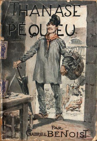 Cauchois dialect - Les Histouères de Thanase Pèqueu, published Rouen in 1933, a collection of stories in Cauchois by Gabriel Benoist.