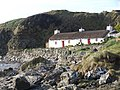 Thatched cottages at Niarbyl - geograph.org.uk - 763140.jpg