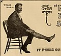 The 'Master' Elastic Stocking, made by Pomeroy Company (1914 advertising).jpg
