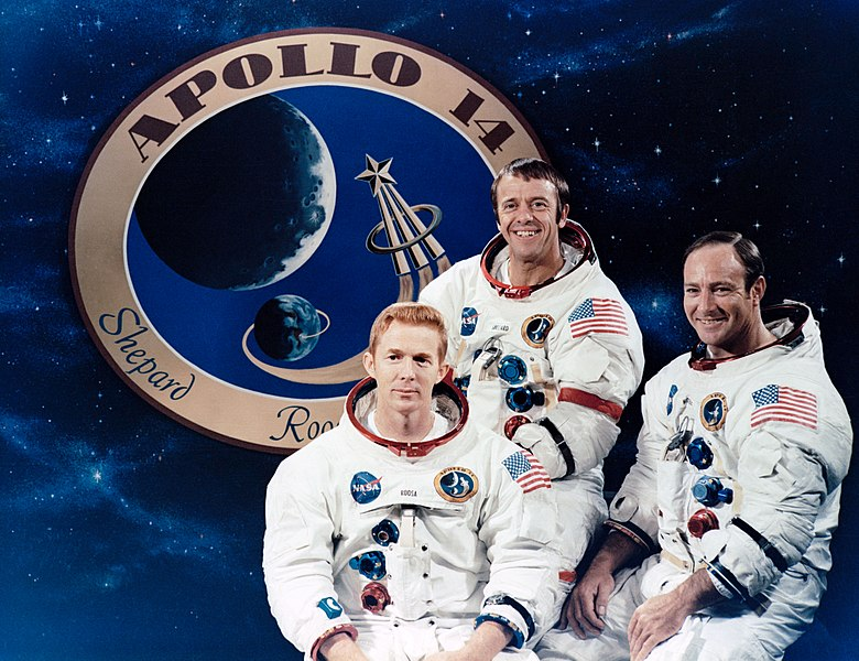 Edgar Mitchell (1930-2016) 781px-The_Apollo_14_Prime_Crew_-_GPN-2000-001168