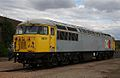The Class 56, a 'second generation' BR freight locomotive, at Grantham. - panoramio.jpg
