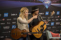 The Common Linnets, ESC2014 Meet & Greet 07.jpg