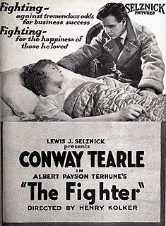 <i>The Fighter</i> (1921 film) 1921 silent film