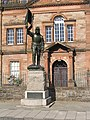 The Fletcher Statue in Selkirk - geograph.org.uk - 550772.jpg