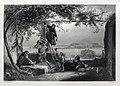 The Gulf of Baiae. E.N.Rauch W.French, circa 1840..jpg