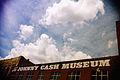The Johnny Cash Museum sign, Nashville.jpg