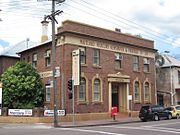 The Maitland Mercury Building