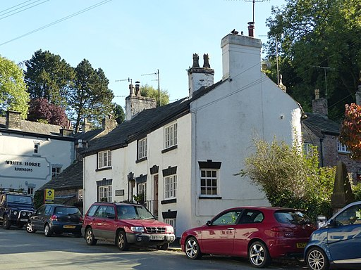 The Malt Cottage, Disley