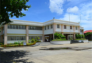 St. Paul College of Ilocos Sur - The Our Lady of the Holy Rosary Building